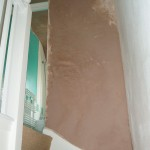 Rendering and plastering job done