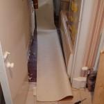 Laninate  floor  work