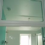 Original water damaged ceiling
