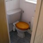 M Originally toilet