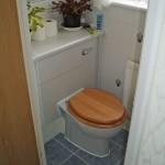 M Job done toilet